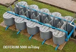 Deironing | Reagentless Iron Removal (Deironing)  SELF
